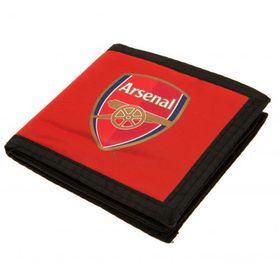 Arsenal FC Canvas Wallet