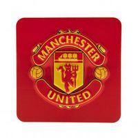 Manchester United FC Fridge Magnet SQ