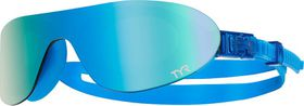 TYR Swim Shades Mirrored Goggles - Green/Blue
