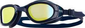 TYR Special Ops Training Goggles - Gold/Navy