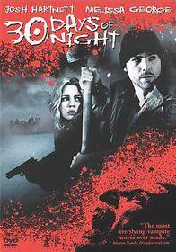 30 Days of Night - (Region 1 Import DVD)
