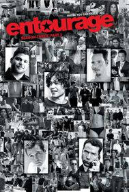 Entourage - Season 3 : Part 2 - (DVD)