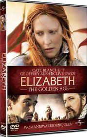Elizabeth: The Golden Age (DVD)