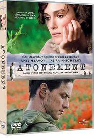 Atonement (2007)(DVD)