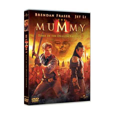 The Mummy Tomb Of The Dragon Emperor 2008 Dvd Buy Online In South Africa Takealot Com