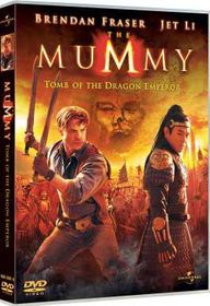 The Mummy: Tomb of the Dragon Emperor (2008)(DVD)