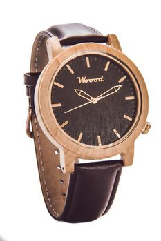 Woood Mens Watch - The Gentleman