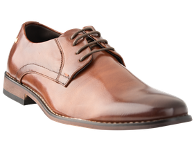 Howza MSC17002 Mens Lace Up - Light Brown