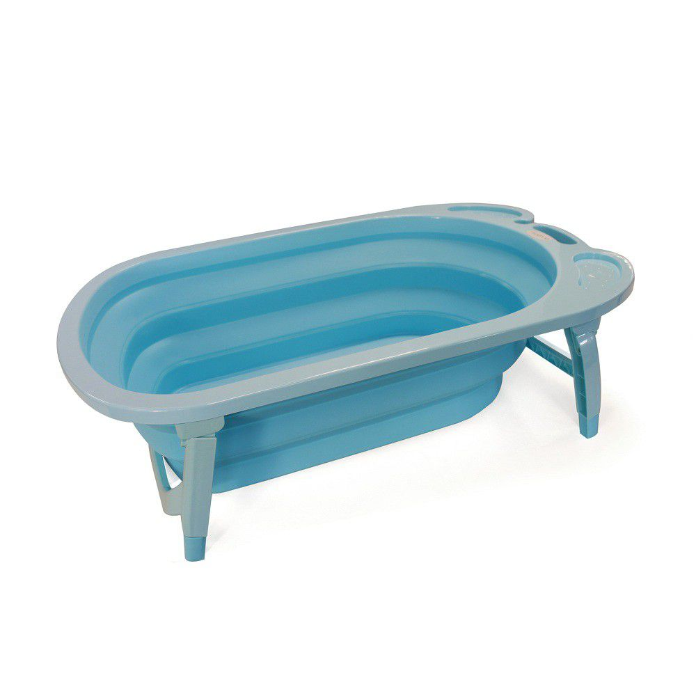 Nuovo - Pastel Folding Bath - Blue   Buy Online in South Africa ...