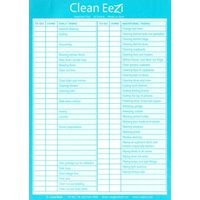 Live Eezi Collection 1 - Planning Lists For All Occasions