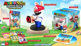 Mario + Rabbids Kingdom Battle - Collector Edition (Nintendo Switch)