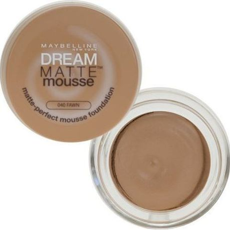 Maybelline Dream Matte Mousse Foundation Fawn 40 Buy Online In