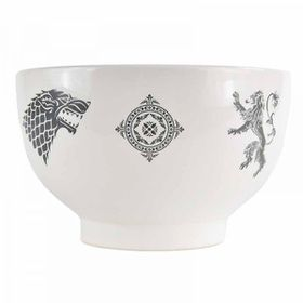 Game of Thrones All Sigils Bowl - 500ml (Parallel Import)