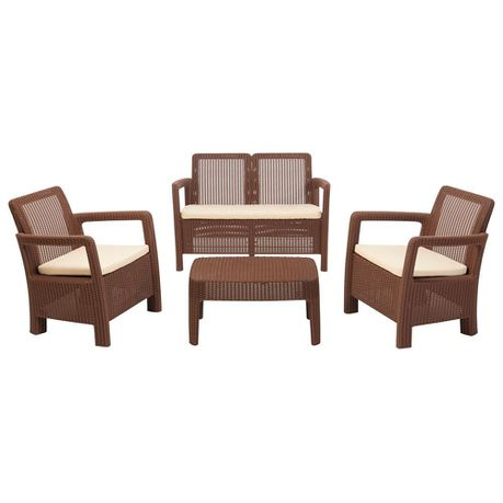 Allibert. Amazing Allibert Carolina Lounge Set With Allibert ...