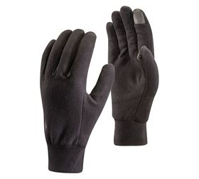 Black Diamond Unisex Lightweight Fleece Glove