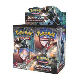 Pokemon: Sun & Moon - Burning Shadows Sleeved Booster