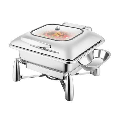 sunnex oslo range chafing dish square | buy online in south africa