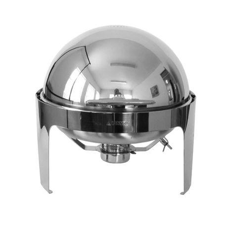 sunnex eliterange chafing dish round roll top | buy online in south