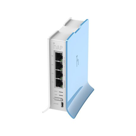 MikroTik hAP lite SOHO 2GHz WiFi Router | RB941-2nD