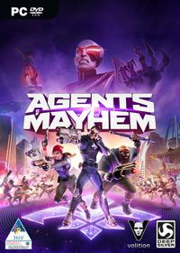 Agents of Mahem Day 1 Edition (PC)