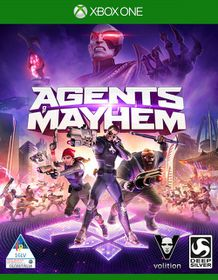 Agents of Mahem Day 1 Edition (Xbox One)