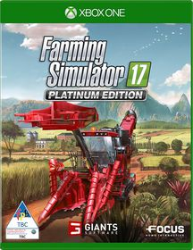 Farming Simulator 17: Platinum Edition (Xbox One)