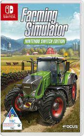 Farming Simulator 17: Platinum Edition (Nintendo Switch)