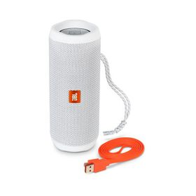 JBL Flip 4 Wireless Speaker - White