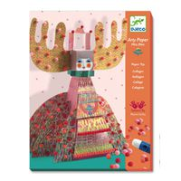 Djeco Miss Bliss Arty Paper