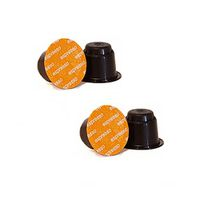 Medium Roast 20 Coffee Capsules for Nespresso & Caffeluxe