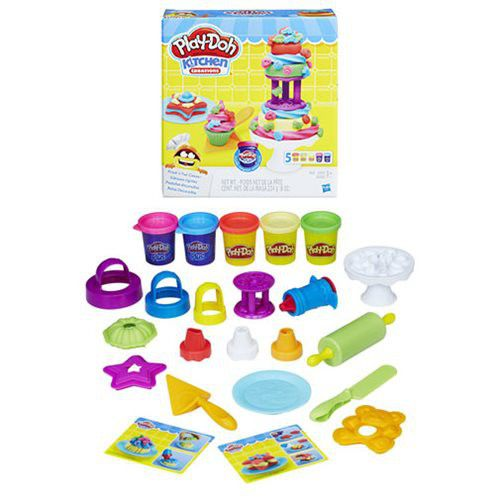 play doh kitchen creations frost n fun cakes buy online in south africa takealotcom - Kitchen Creations
