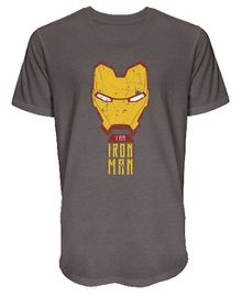 Marvel I Am Iron Man T-Shirt