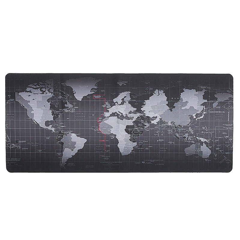 Extended world map mouse pad extra large buy online in south extended world map mouse pad extra large gumiabroncs Image collections