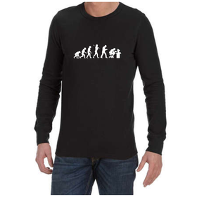Juicebubble Gamer Evolution Long Sleeve Shirt - Black