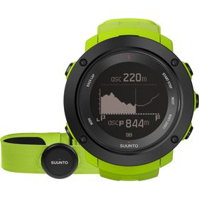 Suunto Ambit3 Vertical Heart Rate GPS Watch - Lime