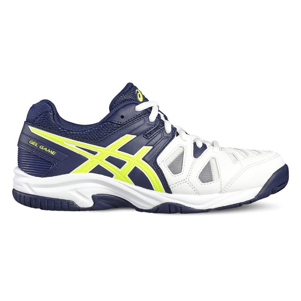 Junior ASICS Gel-Game 5 GS Tennis Shoes