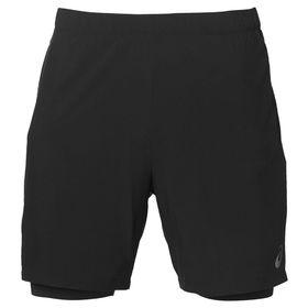 Men's ASICS Race 2 in 1 7 Inch Shorts