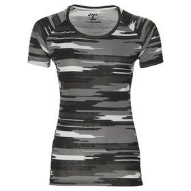Women's ASICS FuzeX Printed Short Sleeve Top
