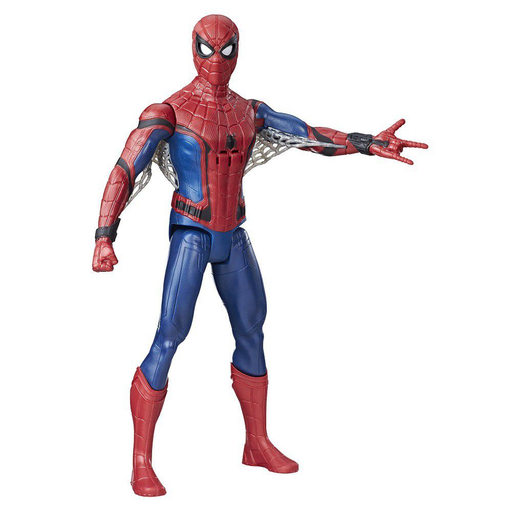 Spider-Man Homecoming Eye FX Electronic Spider-Man ...