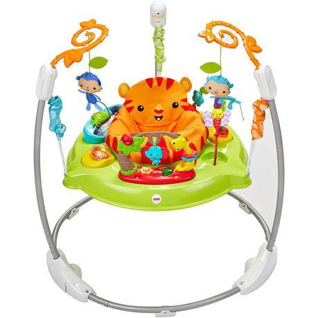 44a324cf1 Fisher Price Roarin  Rainforest Jumperoo