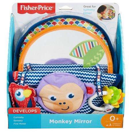 e27e546d8 Fisher Price Monkey Mirror | Buy Online in South Africa | takealot.com