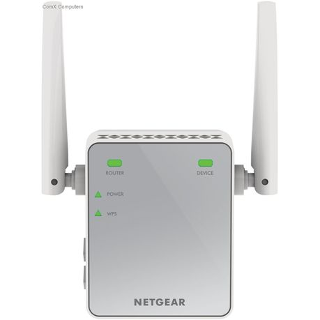 Home Networking & Connectivity Netgear N300 Wi-fi Range Extender Essentials Edition Ex2700 Wireless Booster