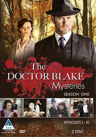 The Doctor Blake Mysteries: Season 1 (DVD)