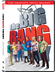 The Big Bang Theory Season 10 (DVD)