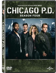 Chicago PD Season 4 (DVD)