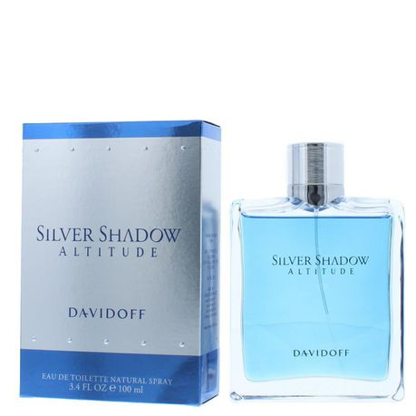 Davidoff Silver Shadow Altitude Edt 100ml For Him Parallel Import