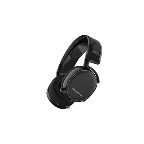 c1172d8b1fe SteelSeries - Arctis 7 Gaming Headset - Black (PC/PS4/Xbox One ...