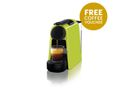 Nespresso - Essenza Mini D30 Espresso & Lungo Coffee Machine - Green