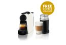 Nespresso - Essenza Mini D30 Espresso & Lungo Coffee Machine & Aeroccino - White