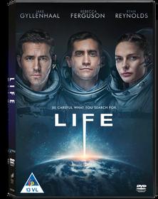 Life (2017) (DVD)